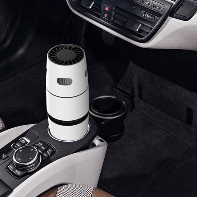Intelligent car purifier